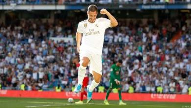 Photo of First Goal For Hazard In Madrid's Triumph Over Granada