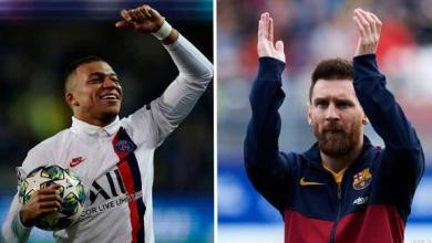 Photo of Mbappe Break Messi's UCL Record