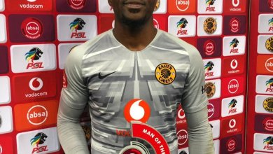 Photo of Daniel Akpeyi the hero as Kaizer Chief beat Cape Town City to advance to Telkom Knockout Cup last 8