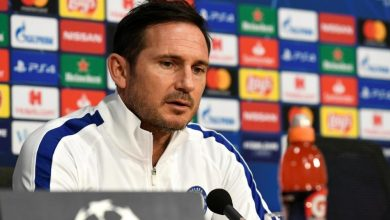 Photo of Frank Lampard replies journo who claims Chelsea scared of Ajax