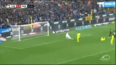 Photo of VIDEO: Emmanuel Dennis' goal v Gent – His 3rd of the week