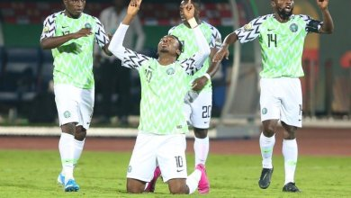 Photo of Olympics Eagles beat Zambia 3-1 to keep hope's alive