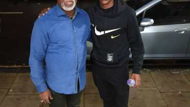 Photo of NFF Meet With QPR's Ebere Eze  On Allegiance Switch