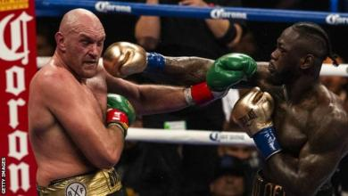 Photo of Wilder, Fury Rematch For Feb 22nd, 2020