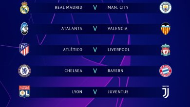 Photo of UCL Last 16 Draw: Madrid Face Man City As Chelsea Play Bayern