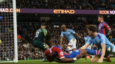 Photo of Man City Loses More Grip On Title Chase As Palace Earns A Point