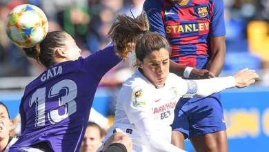 Photo of Asisat Oshoala marks anniversary with a goal in Barcelona 3-0 win against Sevilla