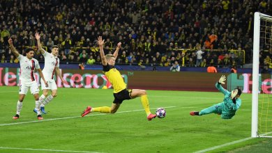 Photo of Erling Braut Håland breaks, sets new of records to power Dortmund past PSG