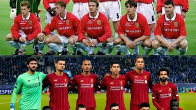 Photo of Van Dijk, Mo Salah and 3 other Liverpool stars would stroll into United's treble team
