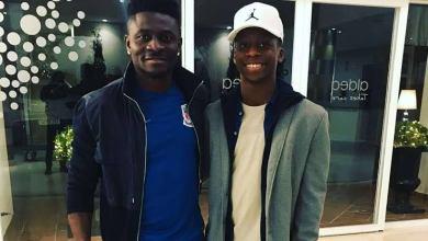 Photo of Meet Kevin Maussi Martins; Obafemi Martins' son who is also Mario Balotelli nephew