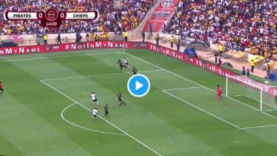 Photo of VIDEO: Watch Daniel Akpeyi saves in Kaizer Chief's Soweto derby win