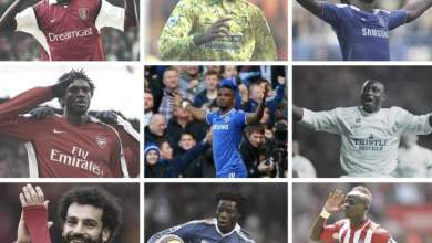 Photo of Top 10 Premier League Hat-tricks scored by African players