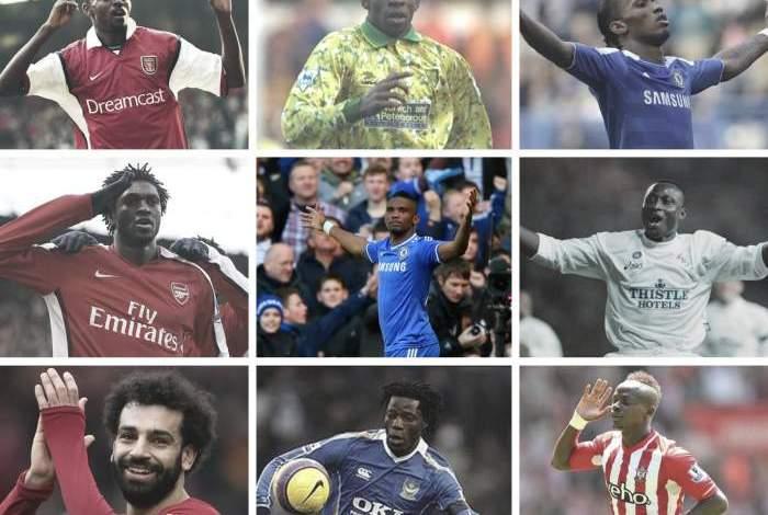 Top 10 African Hat-trick scorers