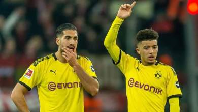 Photo of Emre Can see no reason why Jadon Sancho should leave Dortmund for United