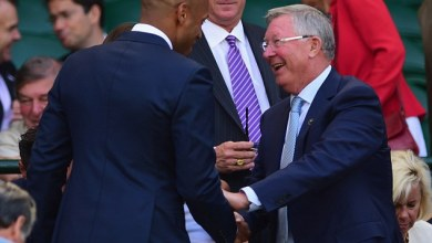 Photo of Manchester United not Arsenal were Henry's first choice but Ferguson said NO