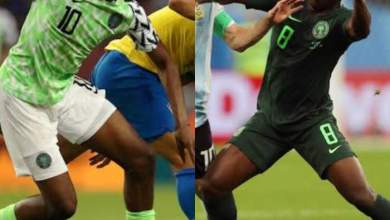 Photo of West: Etebo far better than Aribo and should be back in Eagles XI