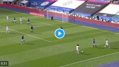 Photo of VIDEO: Ross Barkley fires Chelsea past Leicester City into FA Cup last four