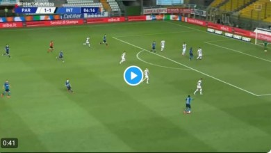 Photo of VIDEO: Victor Moses super assist helps Inter Milan to a 2-1 comeback win against Parma