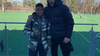 Photo of Zlatan Ibrahimovic set to link up with Akinkunmi Amoo at Hammarby