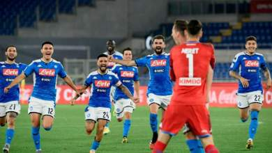 Photo of Gattuso's Napoli beat Ronaldo and Sarri's Juventus to win the Coppa Italia