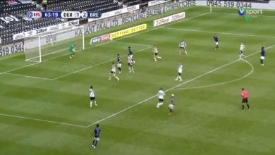 Photo of Watch as Chelsea target Saïd Benrahma scores a screamer against Derby