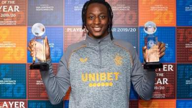 Photo of Aribo wins two awards including Goal of the season for this beauty