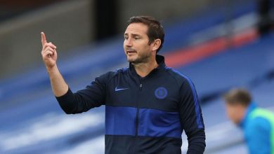 Photo of Lampard loses another cup final as he continues to search for first title