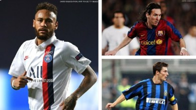 Photo of Neymar joins Messi in an exclusive list as two late goals help PSG past Atalanta