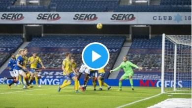 Photo of VIDEO: Aribo on target; Balogun involved in Rangers win against Olaofe's St. Johnstone