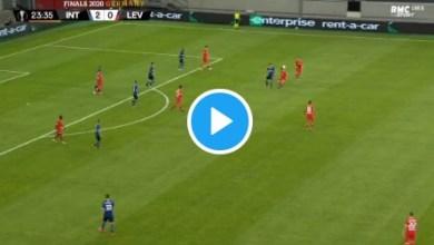 Photo of VIDEO: Chelsea target Kai Havertz scores brilliant goal for Leverkusen against Inter
