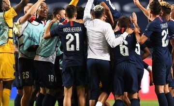 Photo of PSG beat RB Leipzig to reach first Champions League final