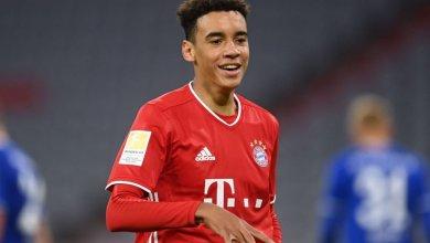 Photo of Chelsea Academy graduate Jamal Musiala now Bayern's youngest goalscorer