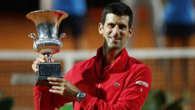 Photo of Djokovic wins record-breaking ATP 1000 title with first Rome title for five years