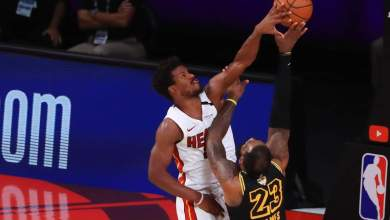 Photo of Butler leads Heat to victory over Lakers, Jazz bounce back with win
