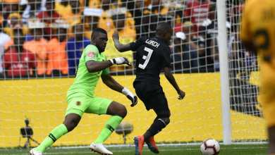 Photo of Akpeyi nominated for PSL goalkeeper of the 2019/20 season
