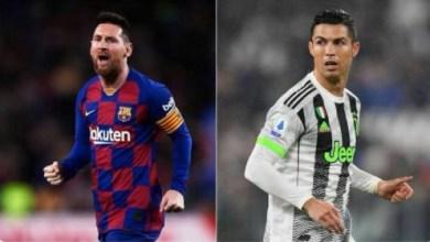 Photo of UCL Draw: UEFA reunites Ronaldo-Messi as Man Utd, Liverpool get tough opponents