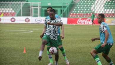 Photo of Sierra Leone v Nigeria: Club-less Musa starts again, Ekong picked over Ajayi as Aina returns