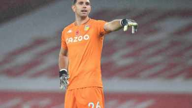 Photo of Aston Villa move a 'step up' from Arsenal – Emiliano Martinez