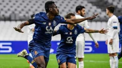 Photo of Zaidu Sanusi on target in Porto 7-goal thriller win against Tondela