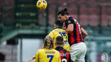 Photo of Milan 2 Verona 2: Ibrahimovic sets unique record after breaking his and Shevchenko records