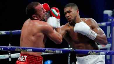 Photo of VIDEO: Joshua KO Pulev in round 9 to retain his heavyweight titles