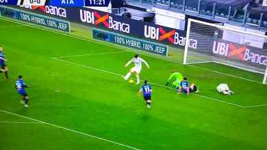 Photo of VIDEO: See the Alvaro Morata 7-yard miss everyone is talking about