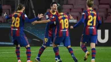 Photo of Alba, De Jong hand Barcelona a 2-1 win against Real Sociedad