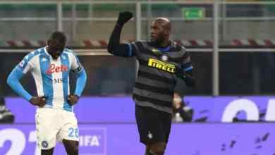 Photo of Inter 1-0 Napoli: Lukaku penalty closes the gap at the top