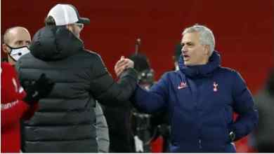 Photo of Mourinho says Liverpool lucky to beat Tottenham but Klopp disagrees