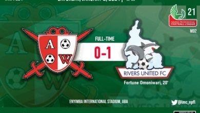 Photo of Rivers United maintain terrific form, evict the Umuahia Landlords