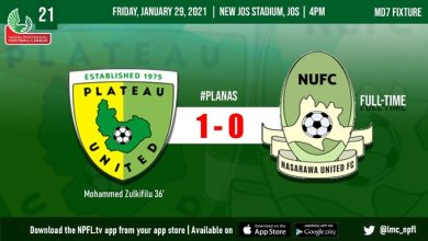 Photo of Plateau United halt Nasarawa United NPFL unbeaten start