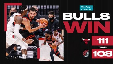 Photo of Bulls excellent in comeback win over Trail Blazers