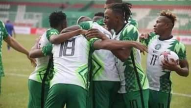 Photo of Pinnick finally speaks on Nigeria's 4-4 draw against Sierra Leone