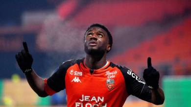 Photo of Red-hot Terem Moffi strikes thrice in big Lorient win